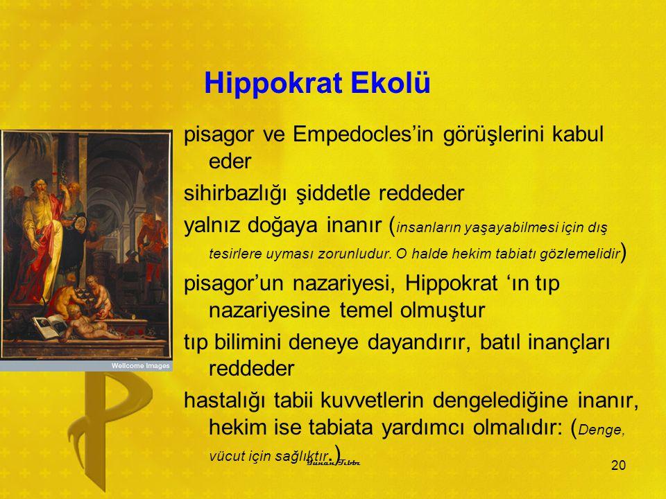 Hippokrat Ekolü