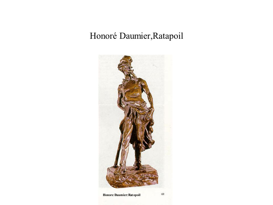 Honoré Daumier,Ratapoil