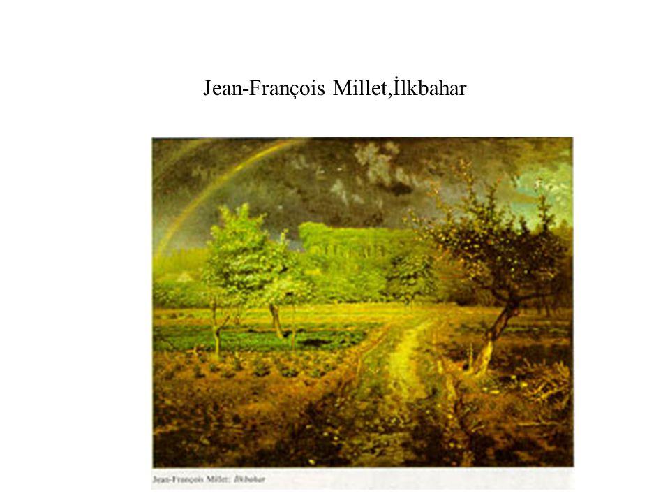 Jean-François Millet,İlkbahar