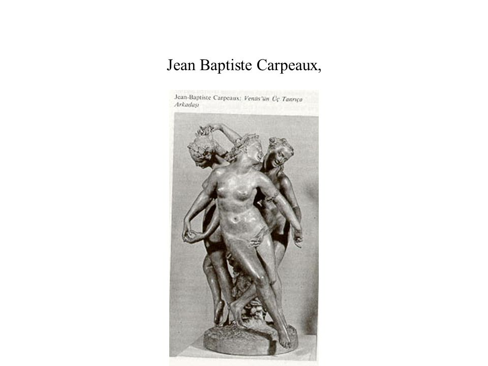 Jean Baptiste Carpeaux,