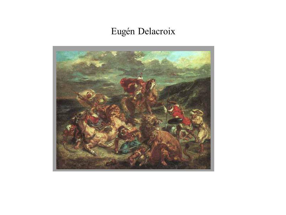 Eugén Delacroix