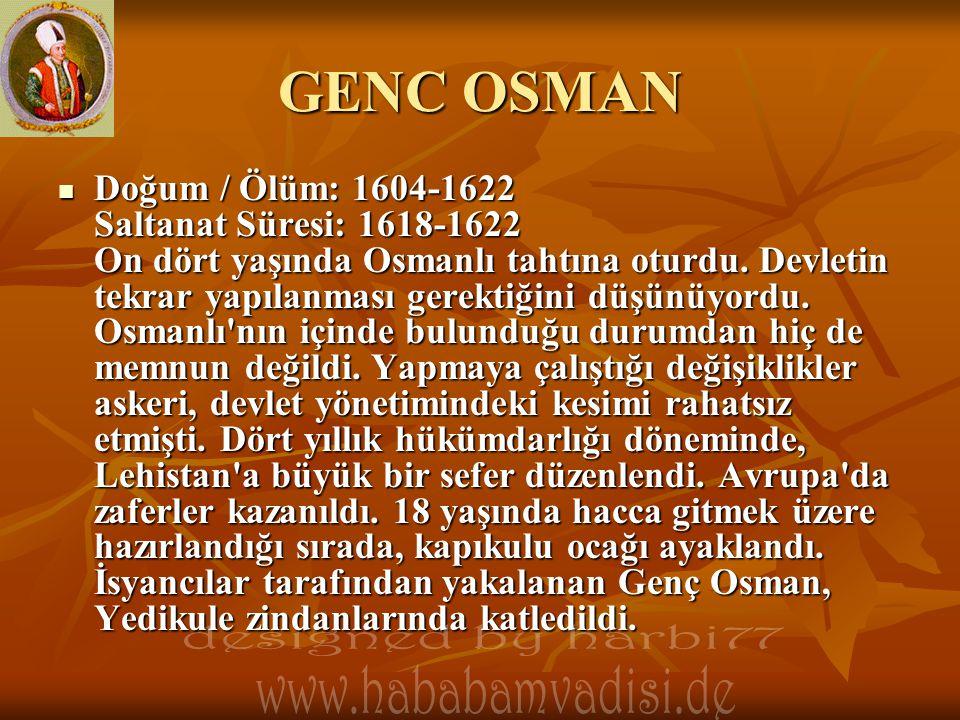 GENC OSMAN designed by harbi77 www.hababamvadisi.de