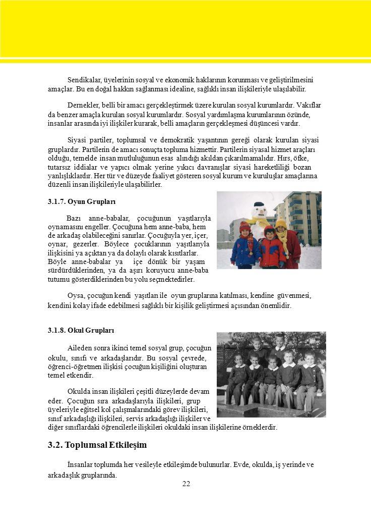 Sendikalar, üyelerinin sosyal ve ekonomik haklarının korunması ve geliştirilmesini