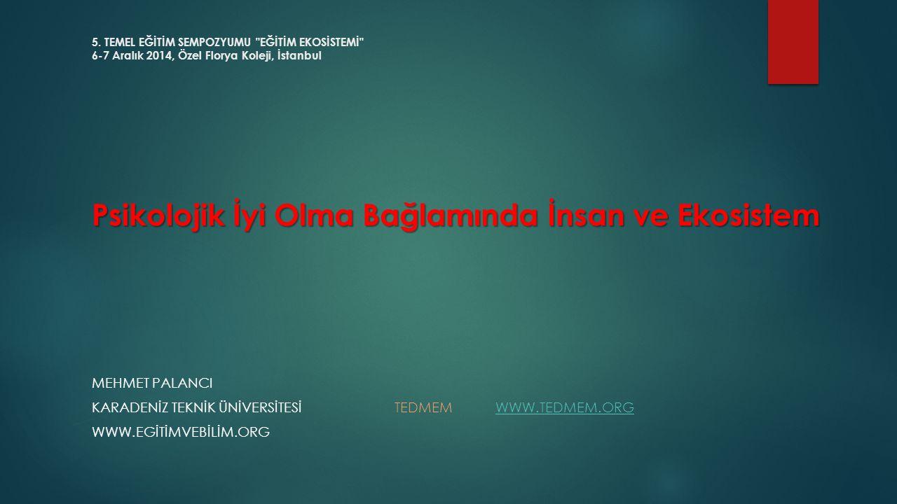 KARADENİZ TEKNİK ÜNİVERSİTESİ TEDMEM WWW.TEDMEM.ORG