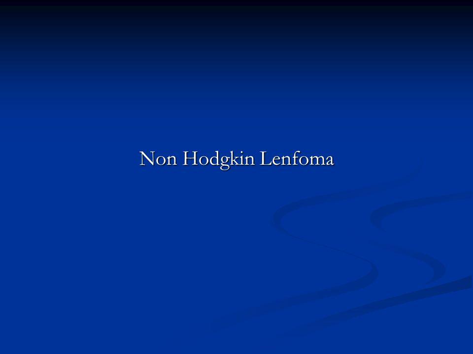 Non Hodgkin Lenfoma