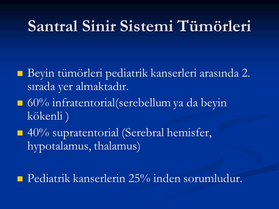 Santral Sinir Sistemi Tümörleri
