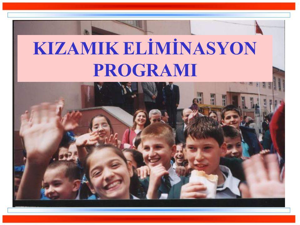 KIZAMIK ELİMİNASYON PROGRAMI