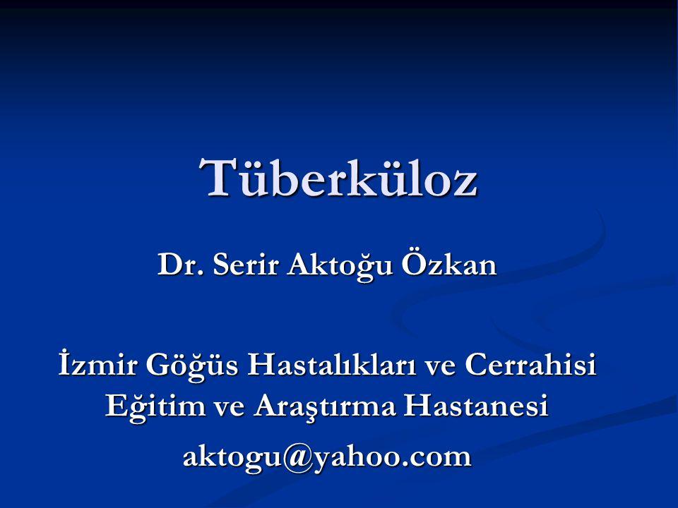 İzmir Göğüs Hastalıkları ve Cerrahisi Eğitim ve Araştırma Hastanesi