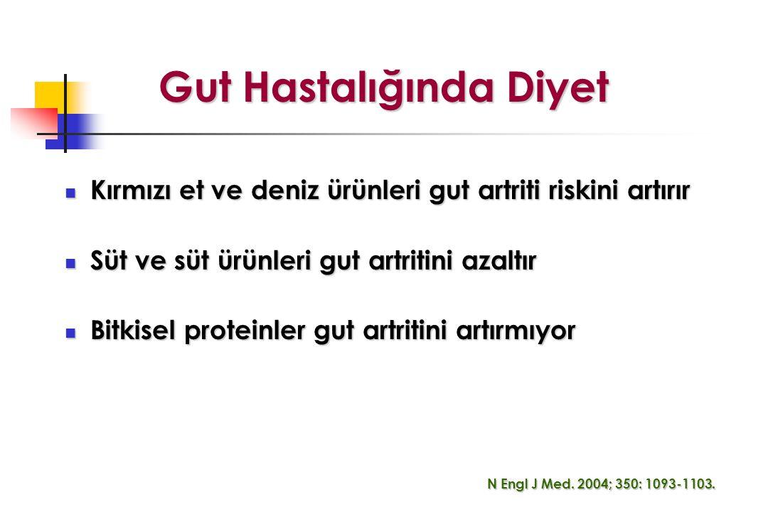 Gut Hastalığında Diyet