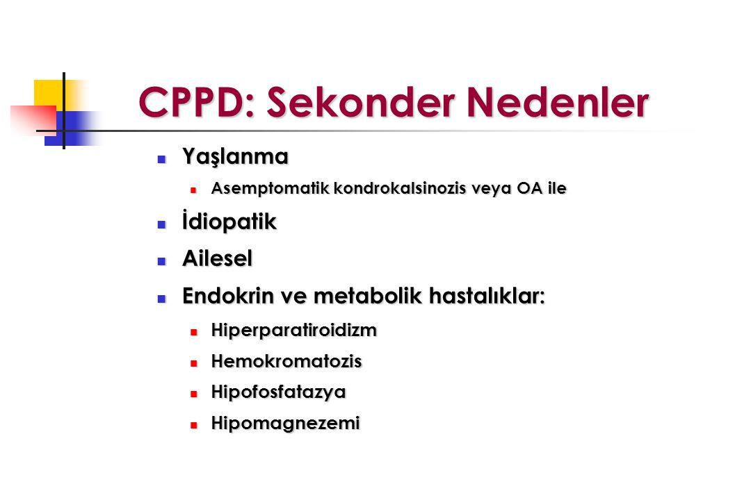 CPPD: Sekonder Nedenler