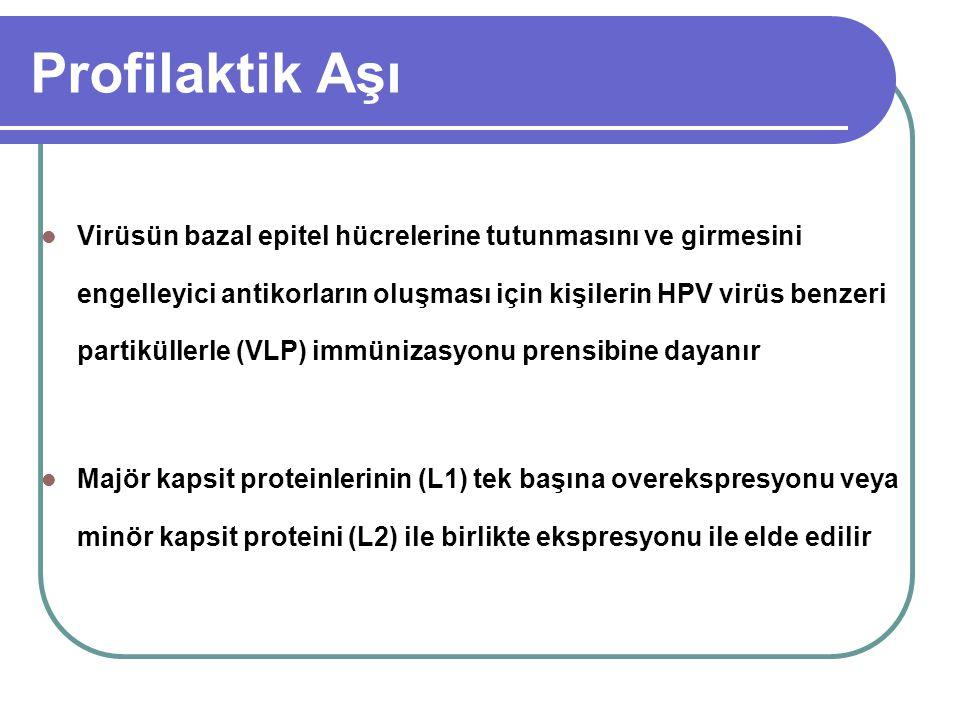 Profilaktik Aşı