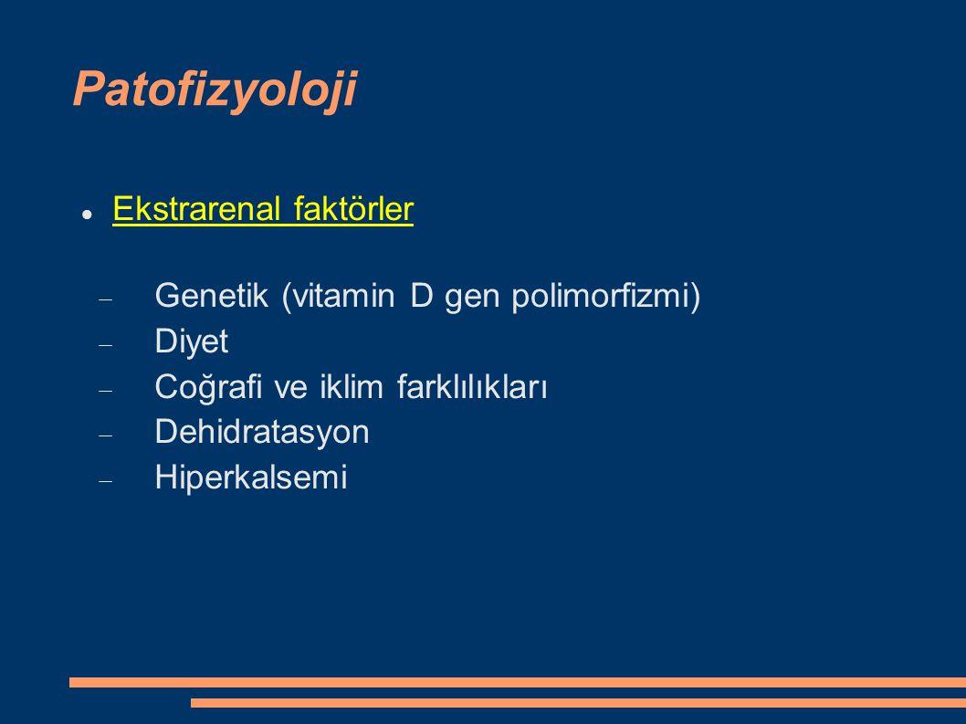 Patofizyoloji Ekstrarenal faktörler