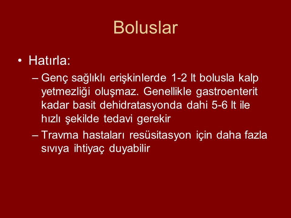 Boluslar Hatırla: