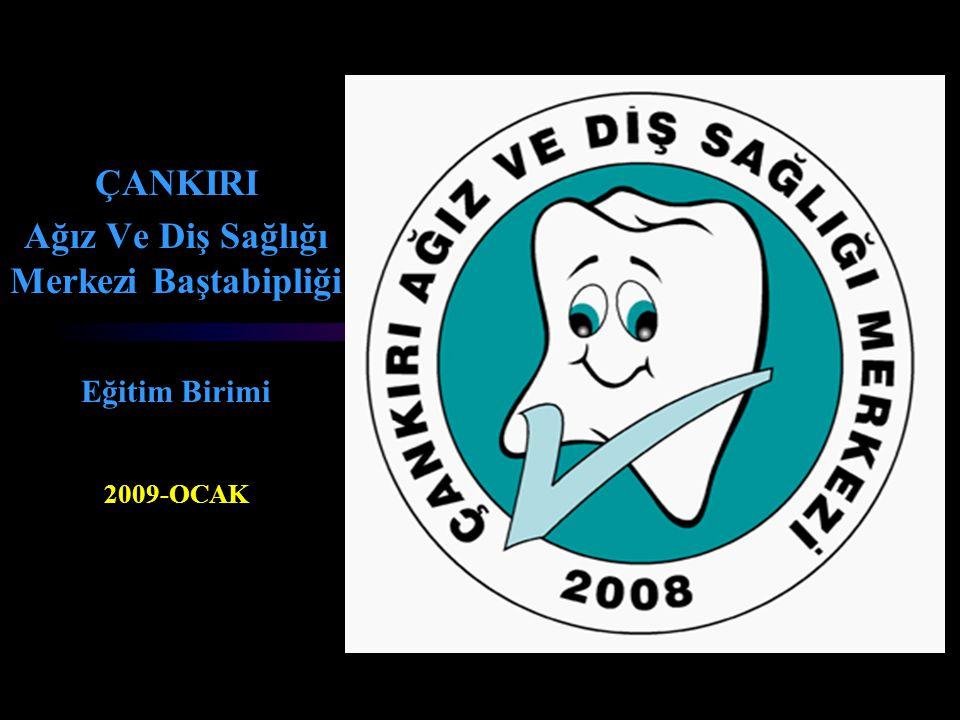 Ağız Ve Diş Sağlığı Merkezi Baştabipliği