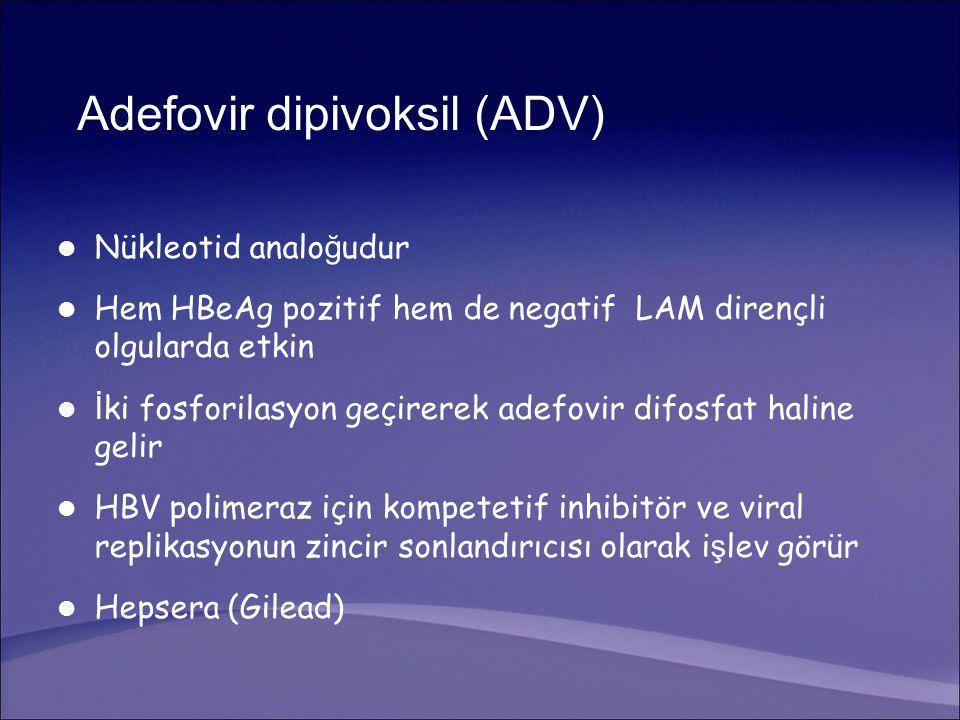 Adefovir dipivoksil (ADV)