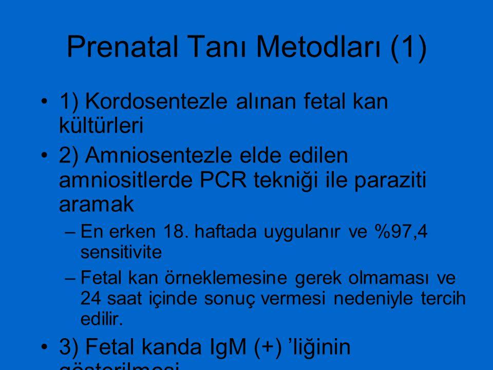 Prenatal Tanı Metodları (1)