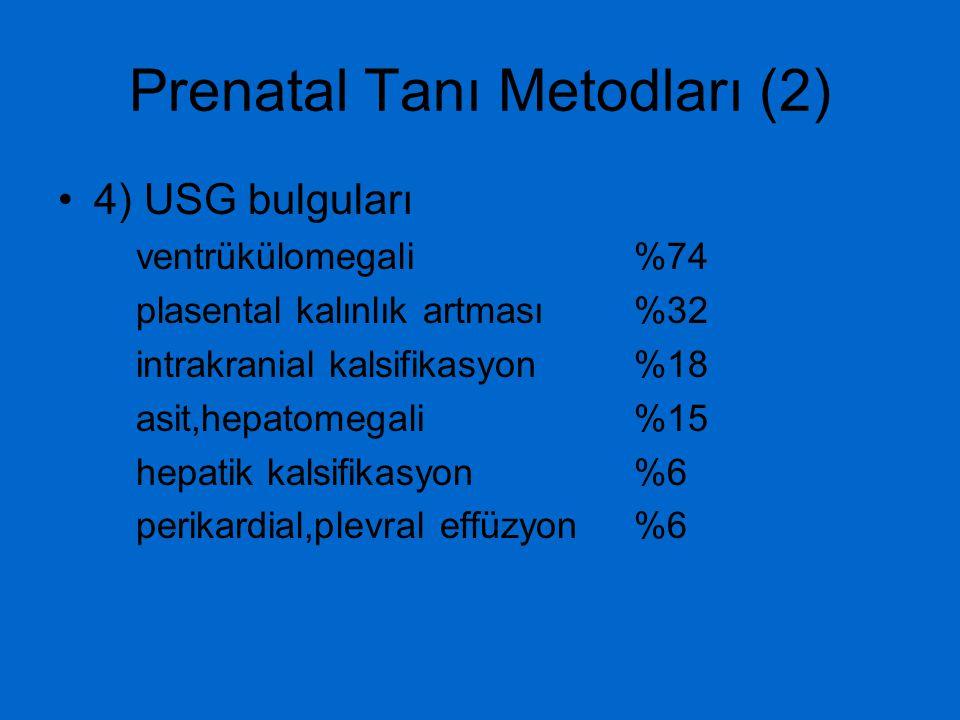 Prenatal Tanı Metodları (2)
