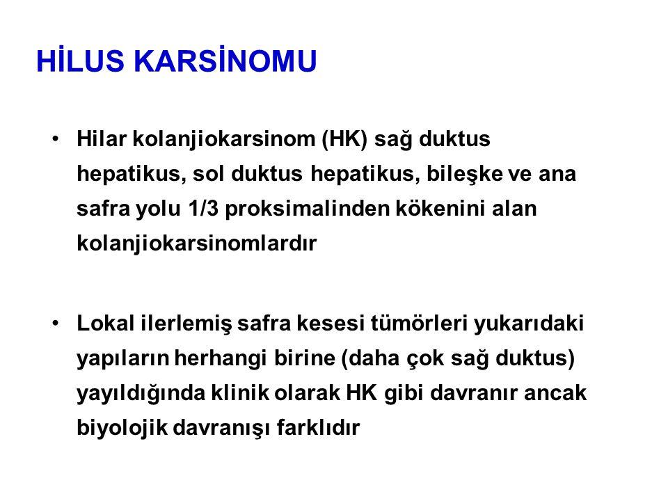 HİLUS KARSİNOMU