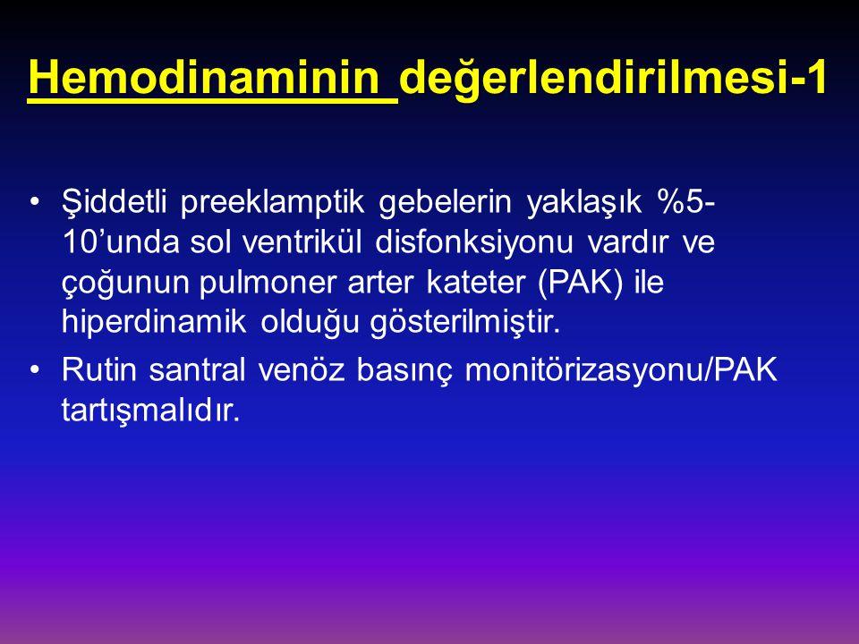 Hemodinaminin değerlendirilmesi-1
