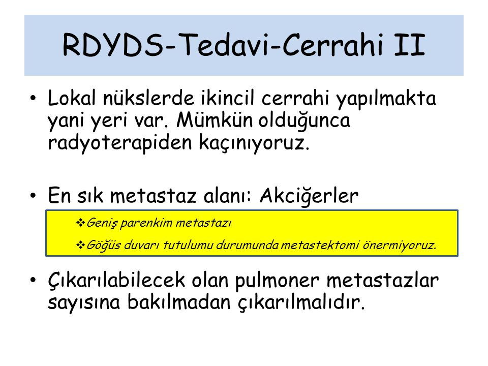 RDYDS-Tedavi-Cerrahi II