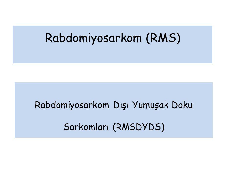Rabdomiyosarkom (RMS)