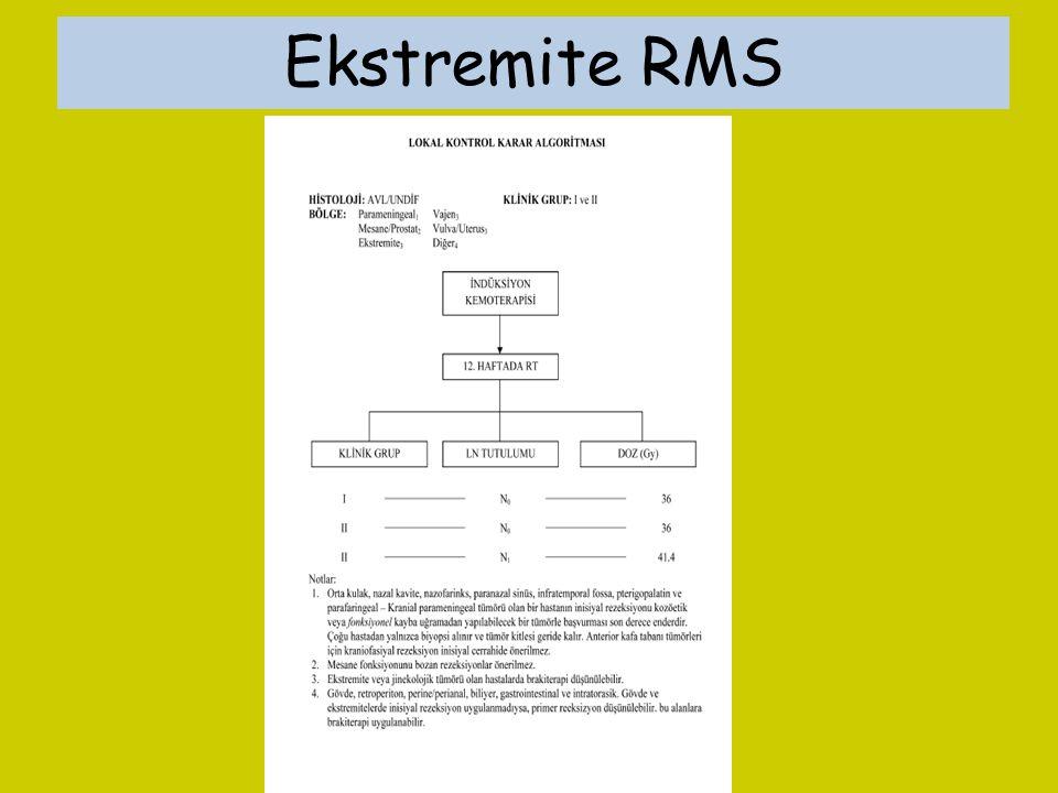Ekstremite RMS