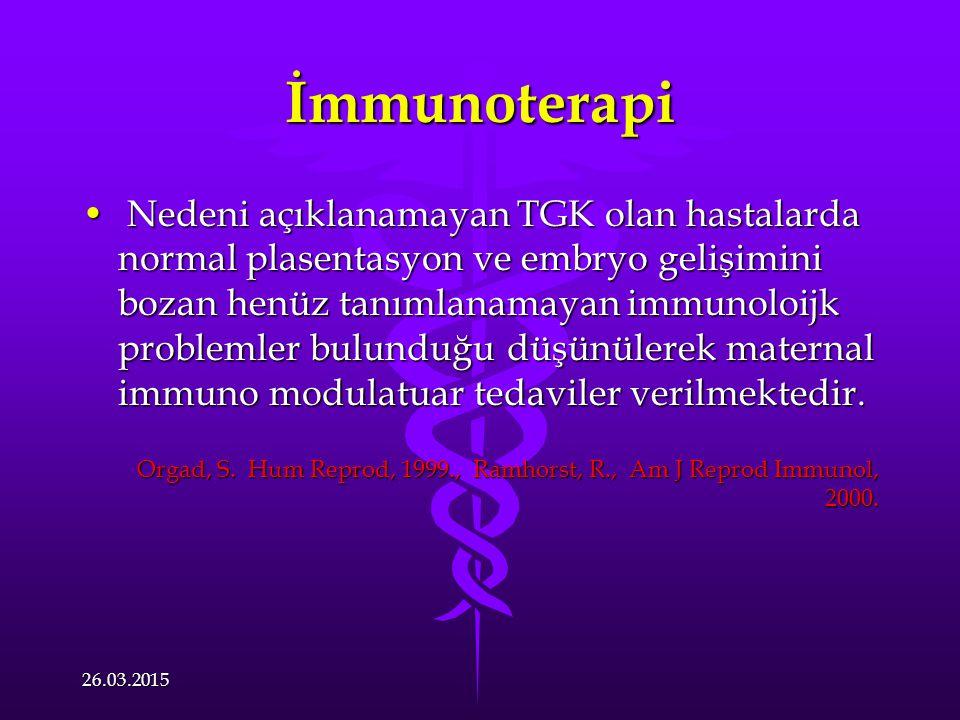 İmmunoterapi