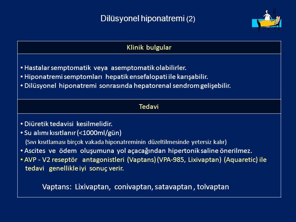 Dilüsyonel hiponatremi (2)