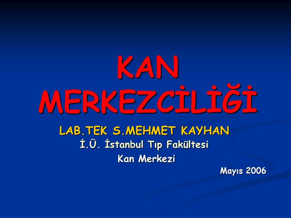 İ.Ü. İstanbul Tıp Fakültesi