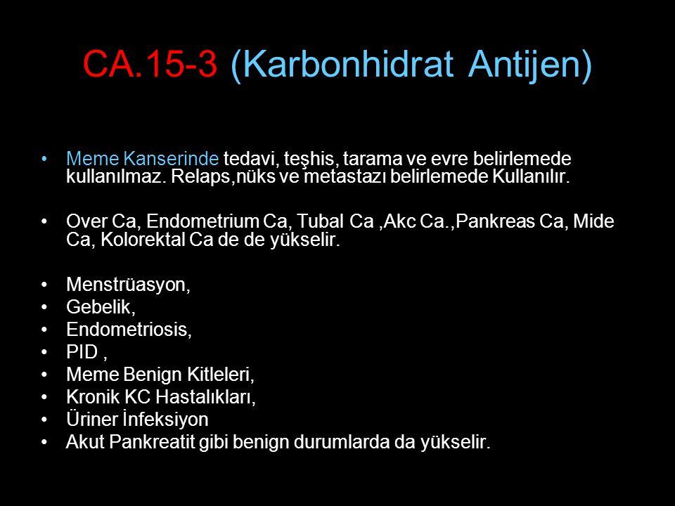 CA.15-3 (Karbonhidrat Antijen)