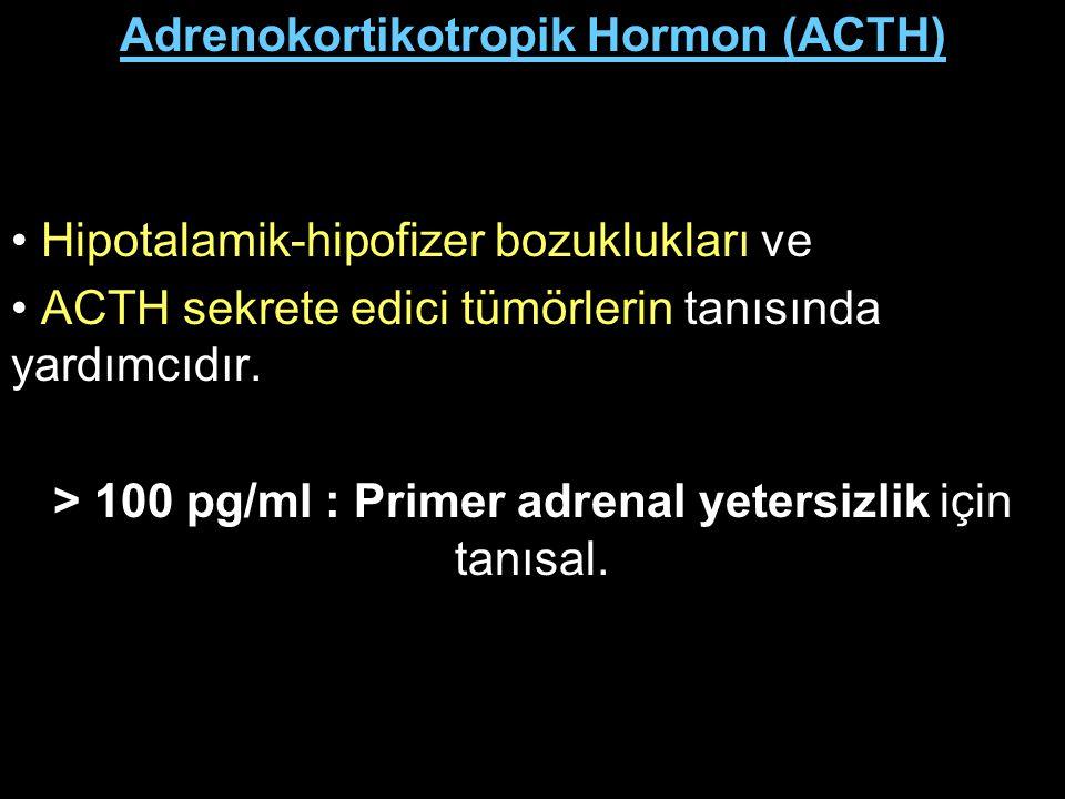 Adrenokortikotropik Hormon (ACTH)