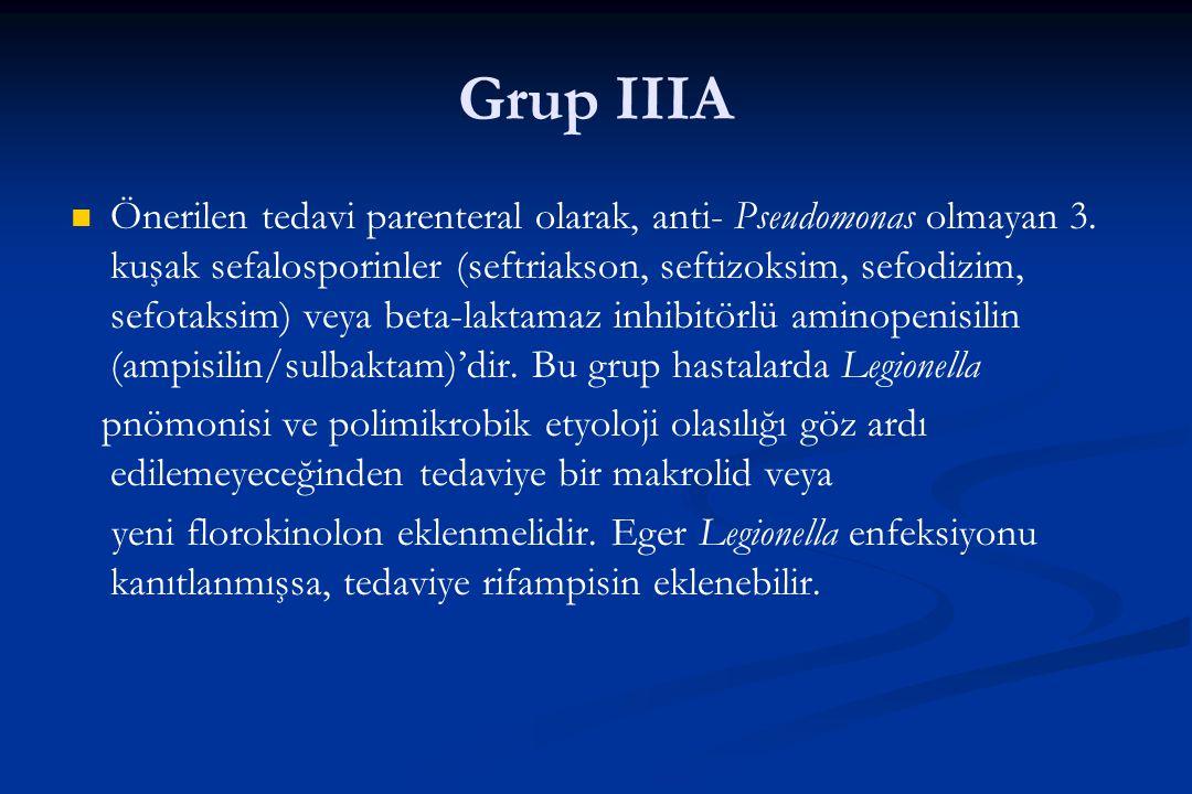 Grup IIIA