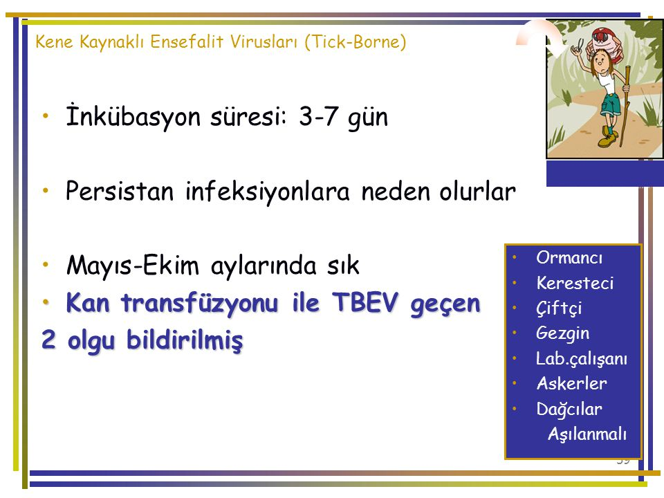 Kene Kaynaklı Ensefalit Virusları (Tick-Borne)