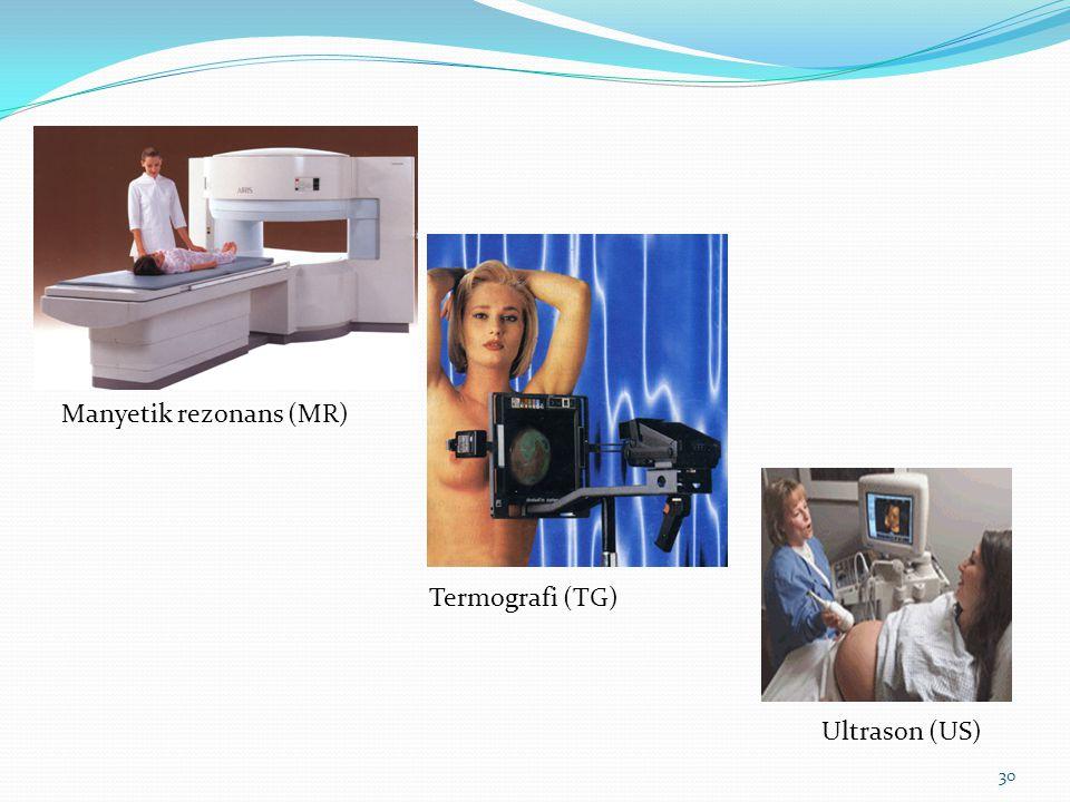 Manyetik rezonans (MR)