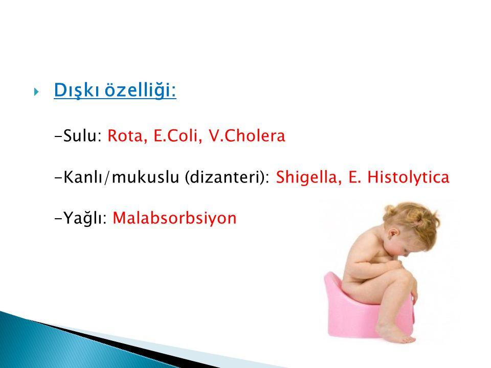 -Sulu: Rota, E.Coli, V.Cholera