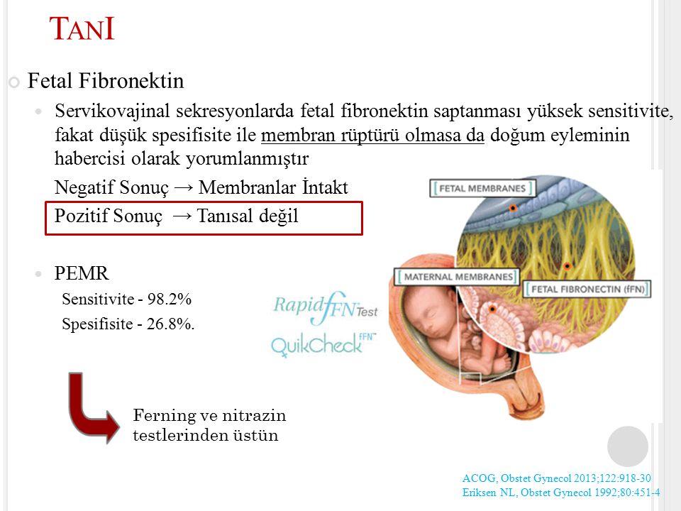 TanI Fetal Fibronektin