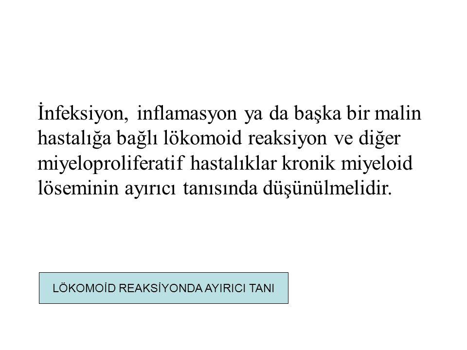 LÖKOMOİD REAKSİYONDA AYIRICI TANI