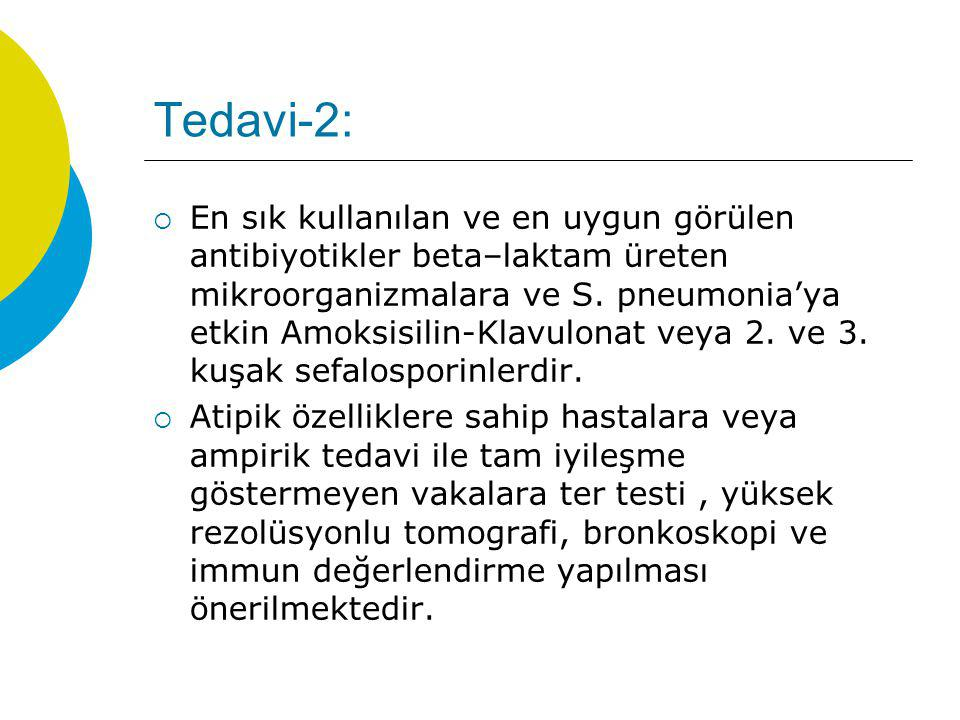 Tedavi-2: