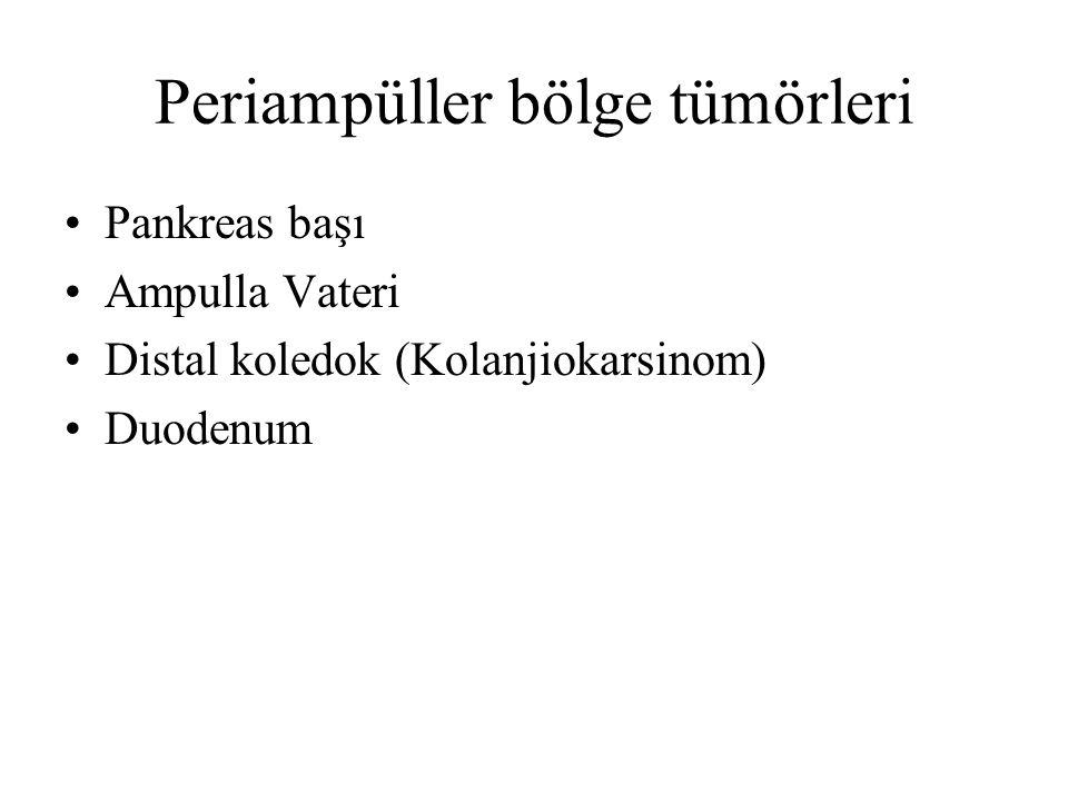 Periampüller bölge tümörleri