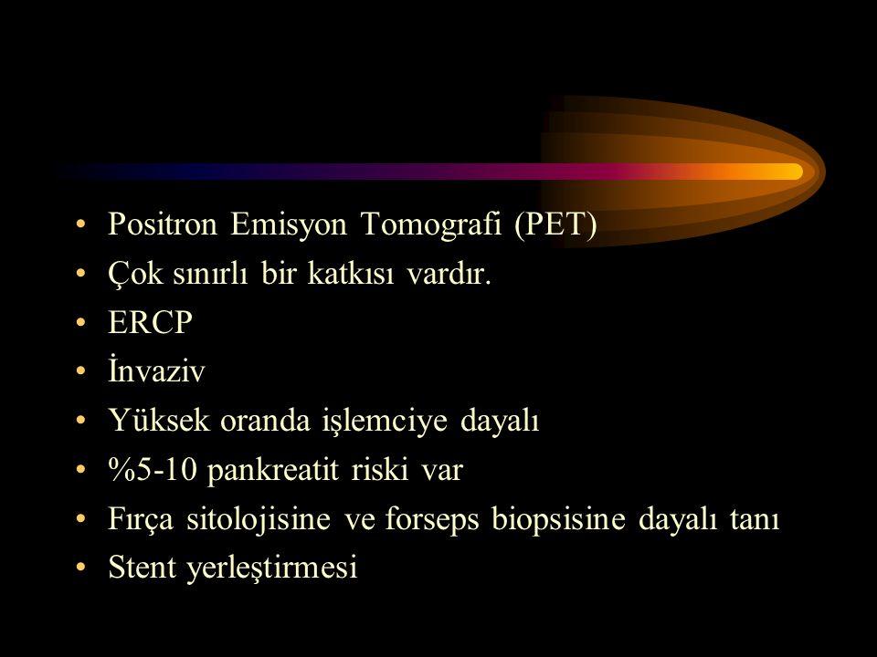 Positron Emisyon Tomografi (PET)