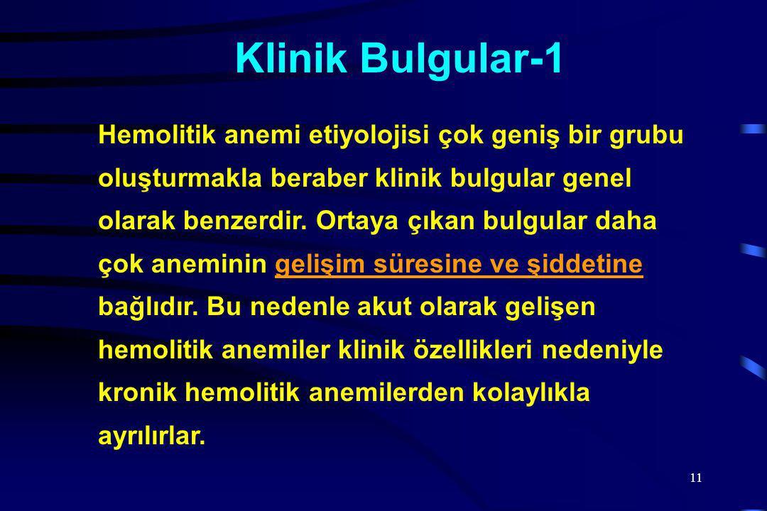 Klinik Bulgular-1