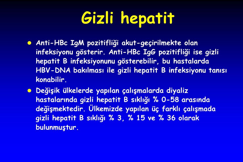 Gizli hepatit