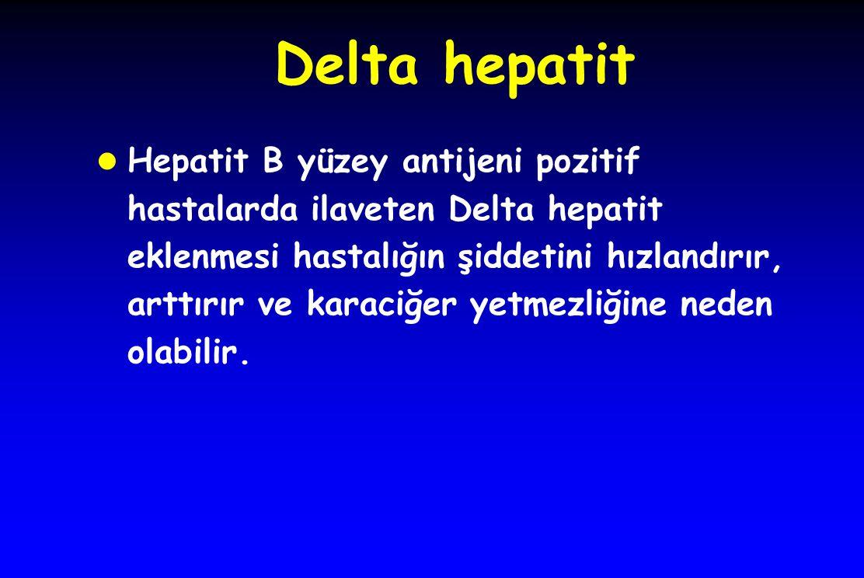 Delta hepatit