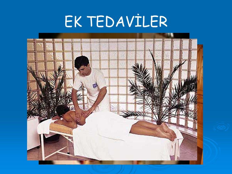 EK TEDAVİLER