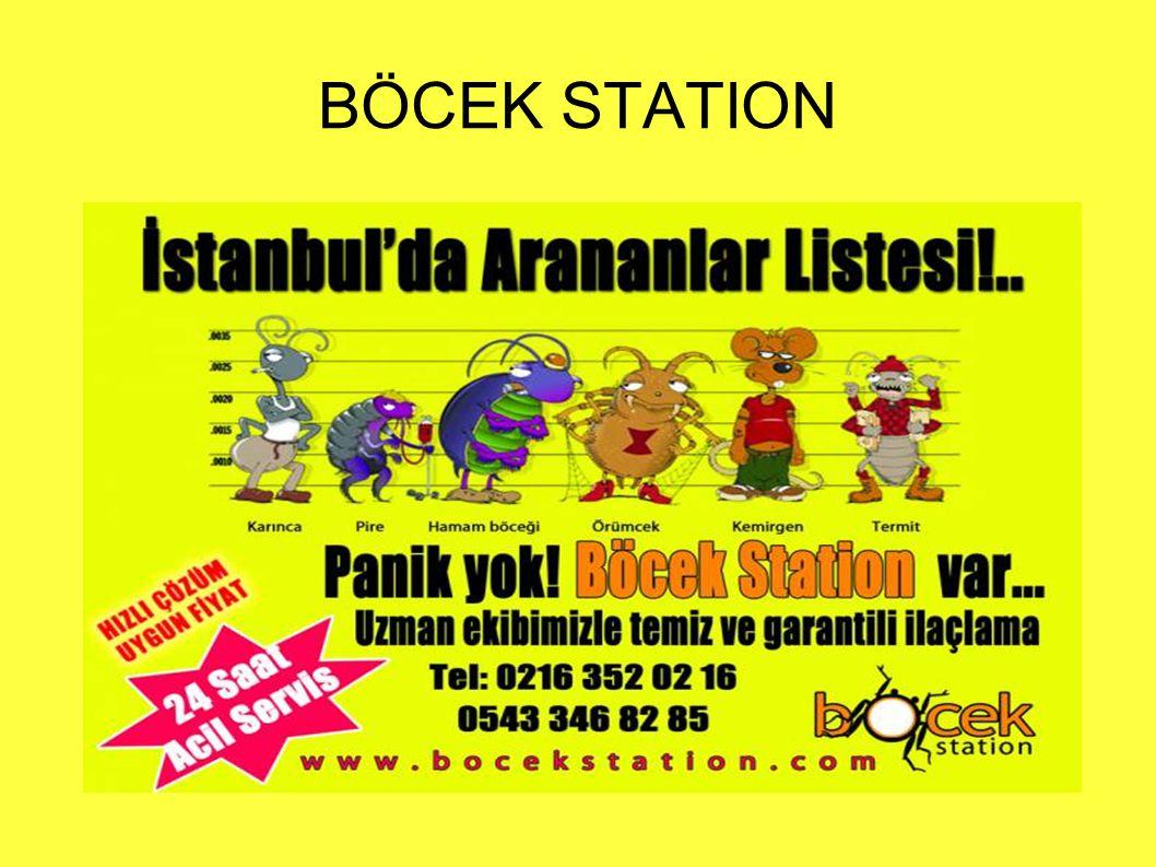 BÖCEK STATION