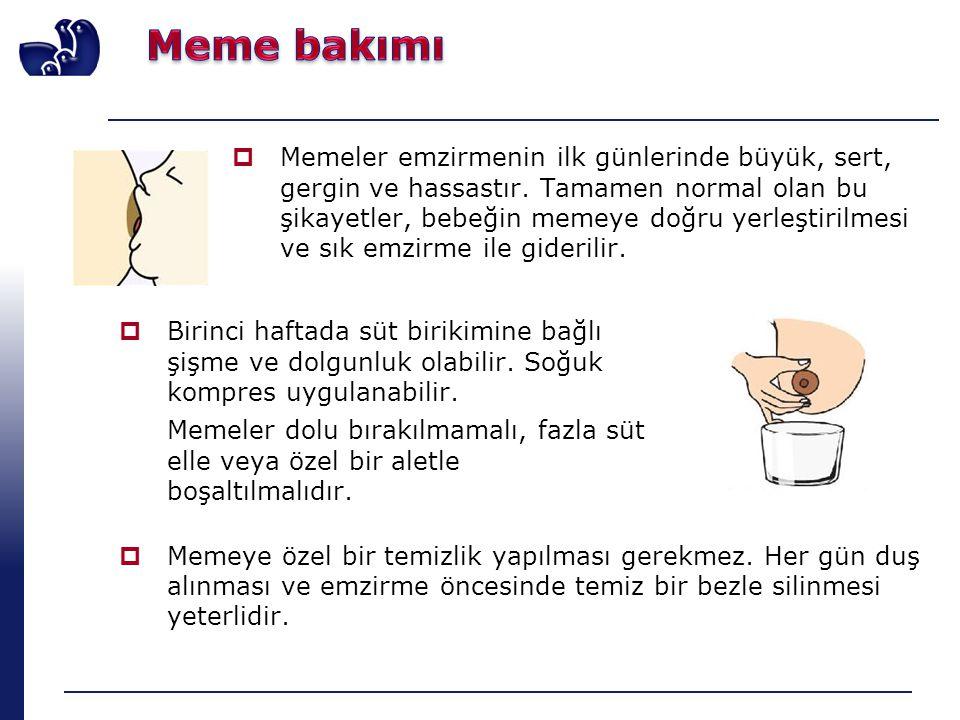 Meme bakımı