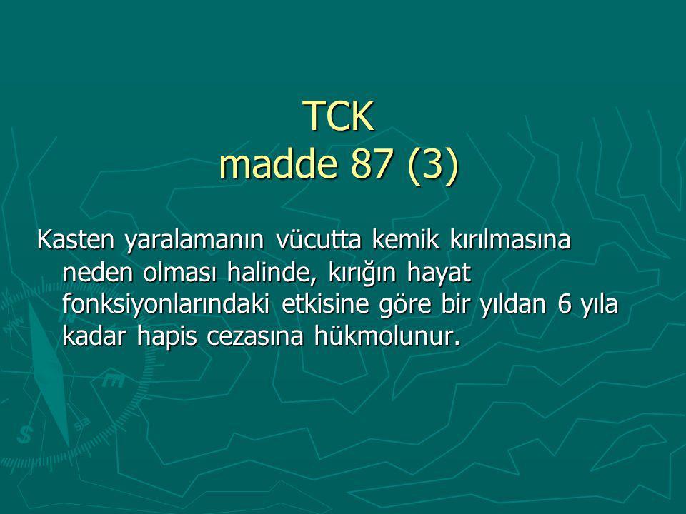 TCK madde 87 (3)