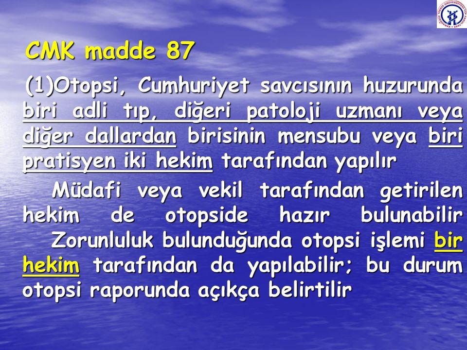 CMK madde 87