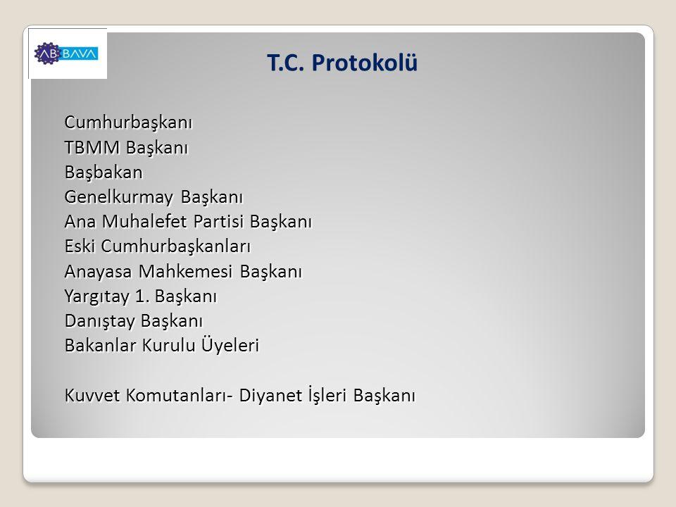 T.C. Protokolü