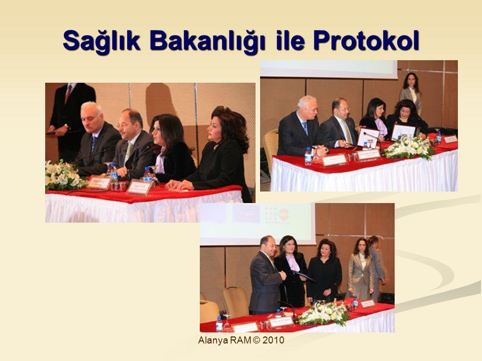 Sağlık Bakanlığı ile Protokol